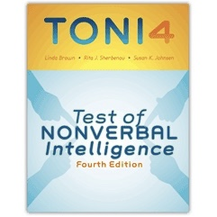 TONI-4 Test of Nonverbal Intelligence